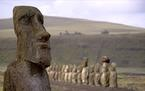 Easter Island humanitarian mission